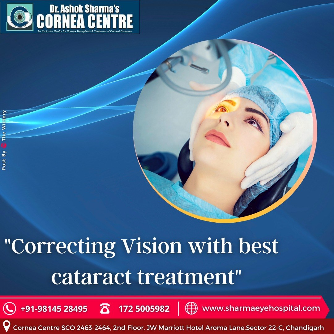 Correcting Vision With the Best Cataract Treatment