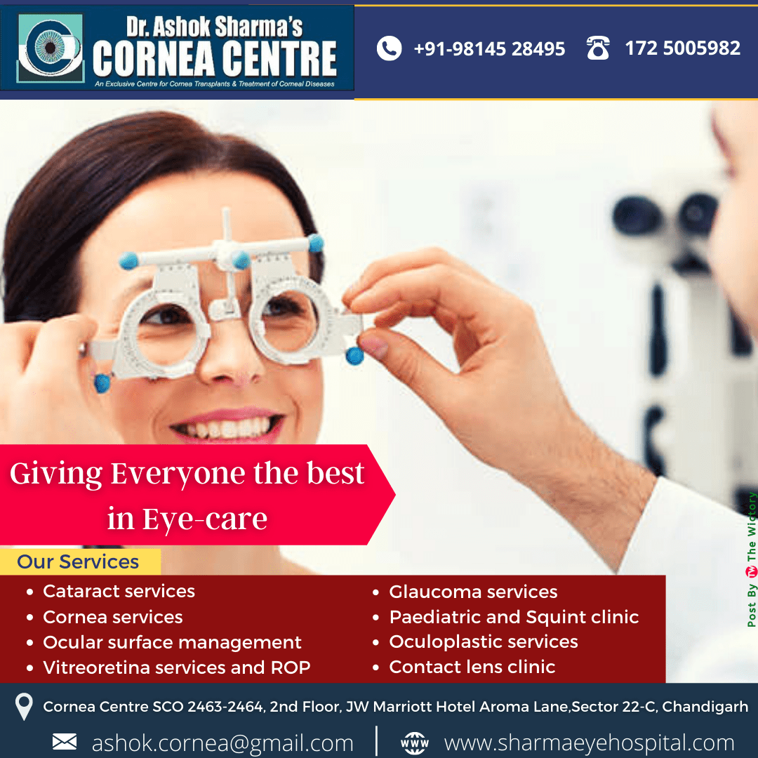 Giving Everyone the best in Eye-care