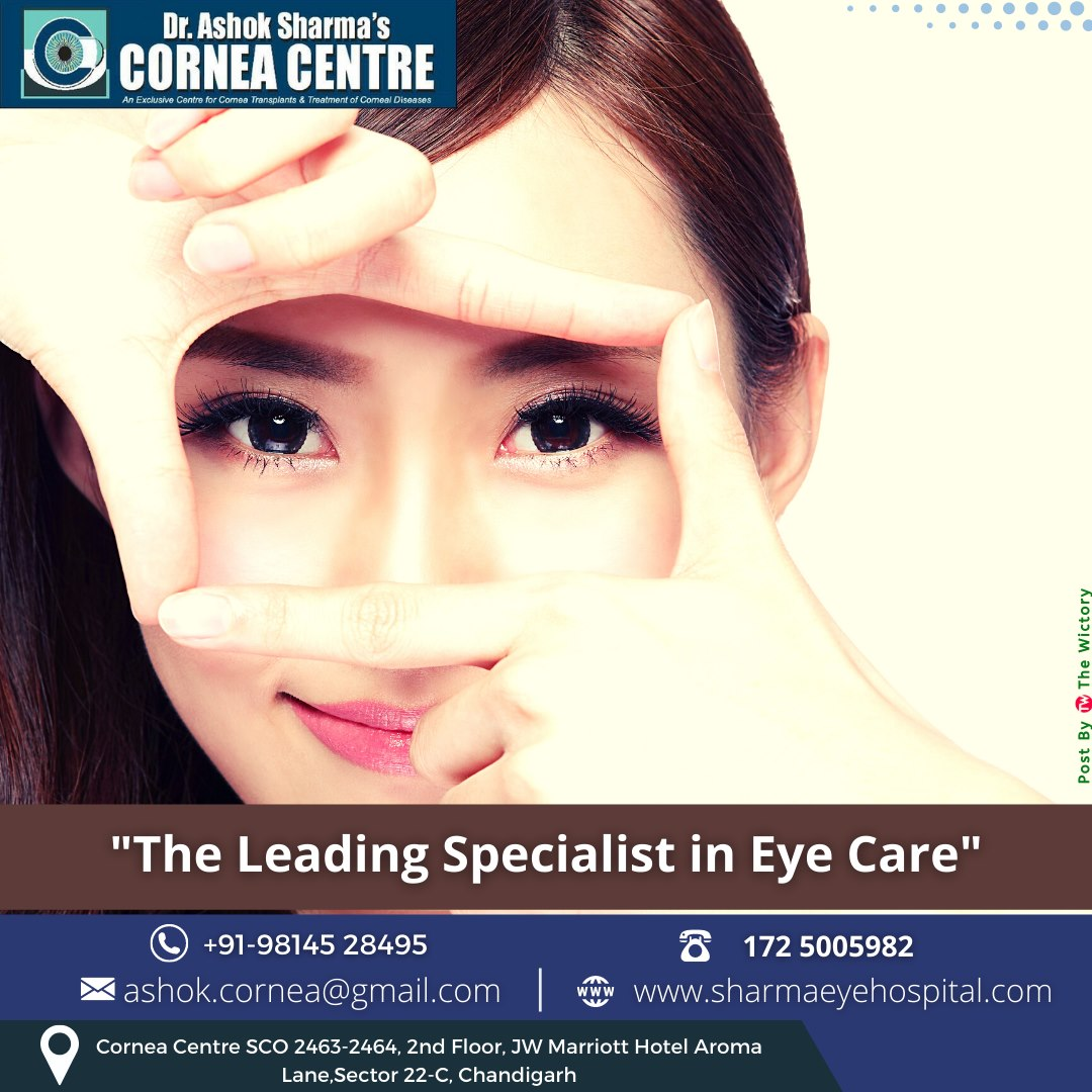 The Leading Specialist in Eye Care